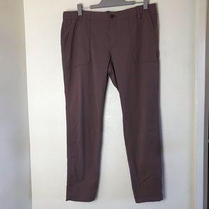 REI Taereen Women's Trousers Peppercorn Sz 16P